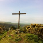 The cross at Flald-y-Brenin
